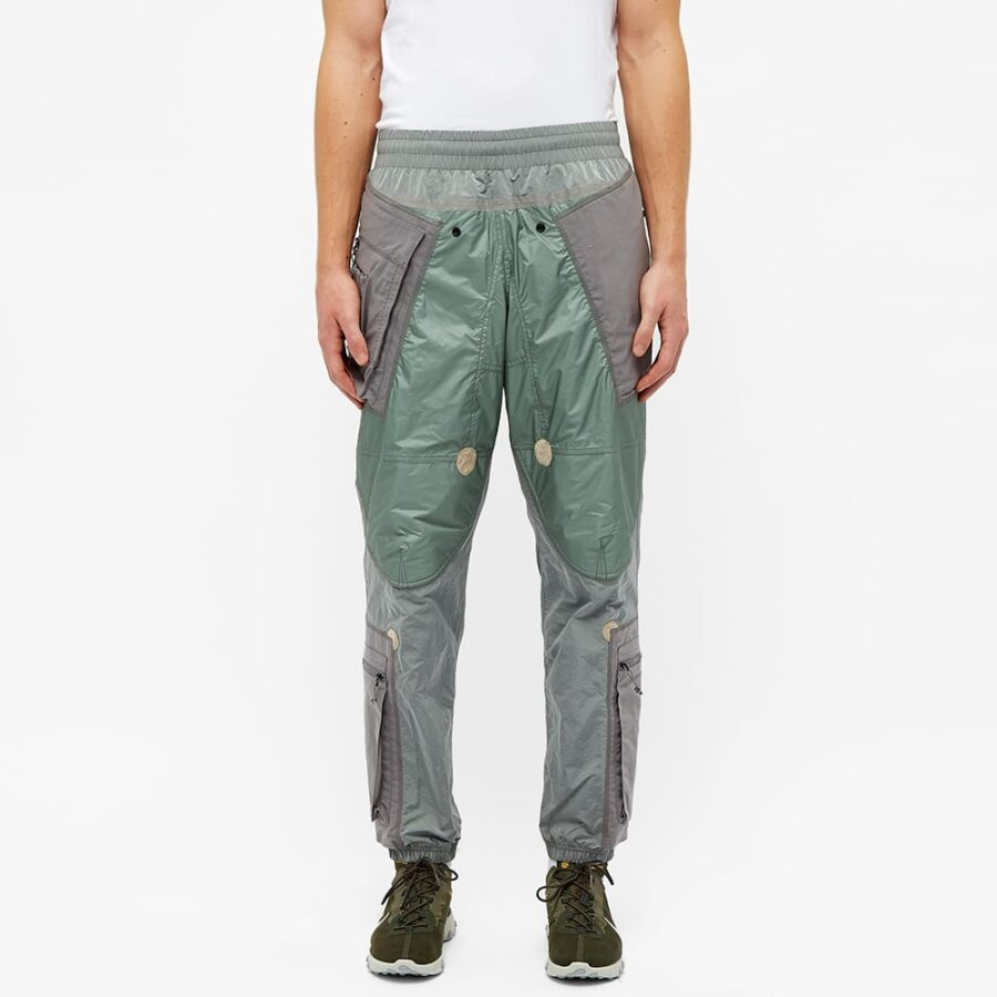 Nike NRG ISPA Adjustable Trousers 'Wolf Grey & Green'