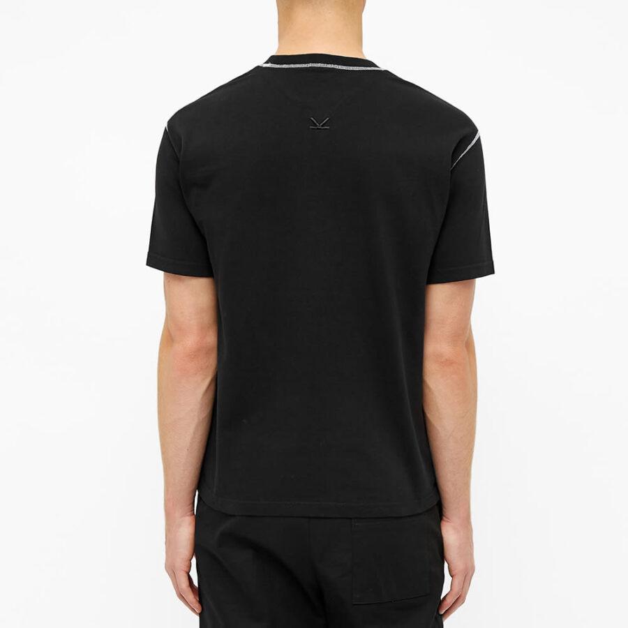 Kenzo Small Tiger Logo T-Shirt 'Black'