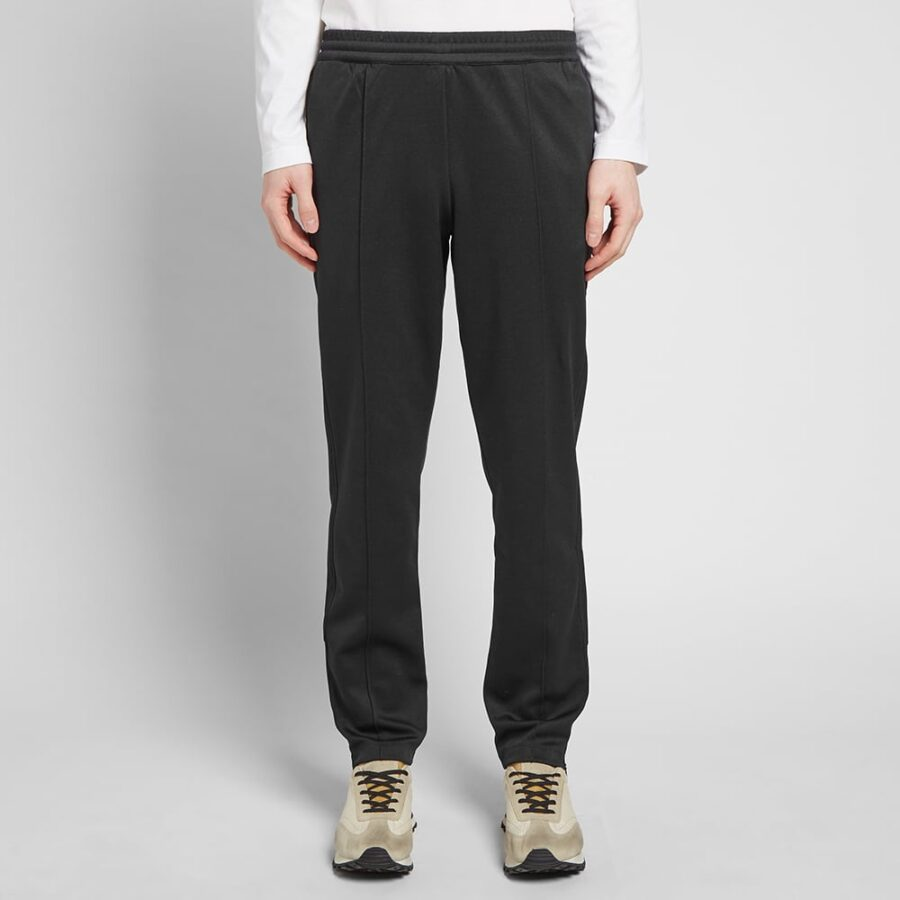 Helmut Lang Zip Hem Trackpants 'Black'