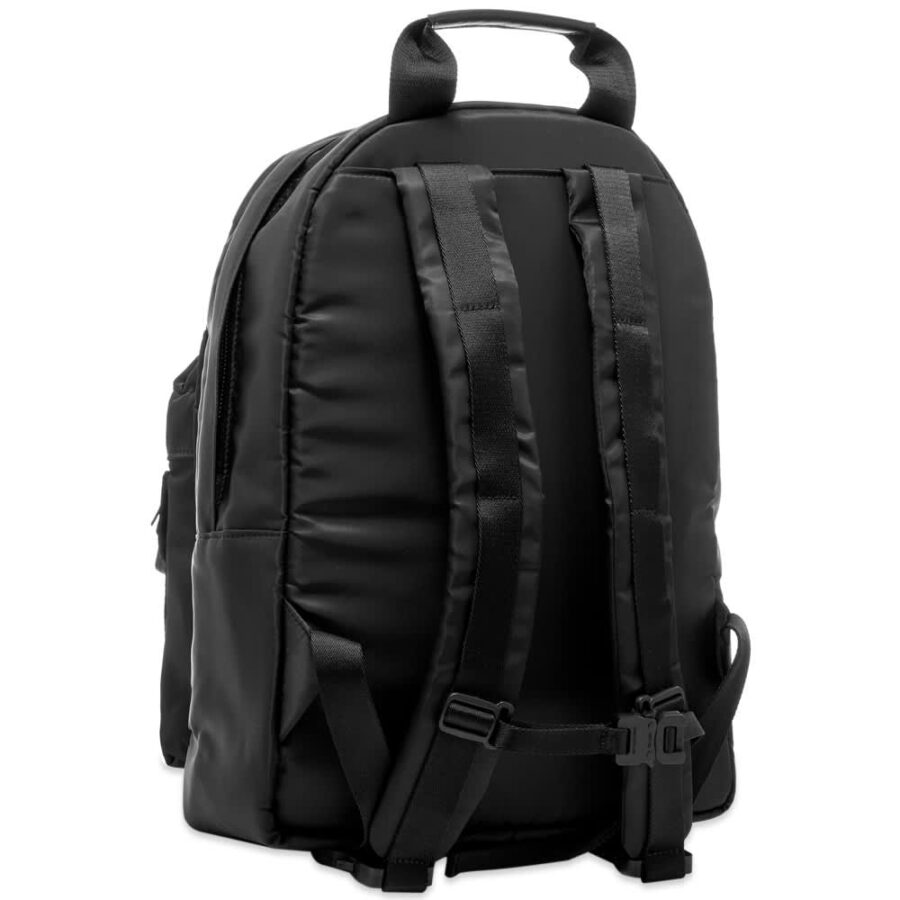 1017 ALYX 9SM Double Front Pocket Backpack 'Black'