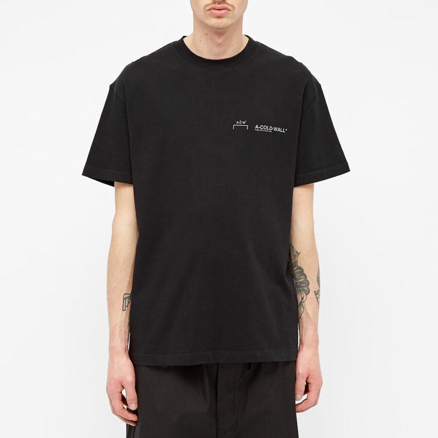 A-Cold-Wall* Logo T-Shirt 'Black'