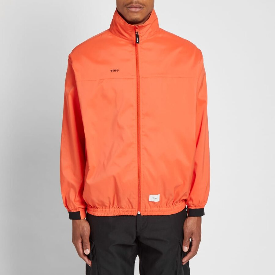 WTAPS Academy Jacket 'Orange'