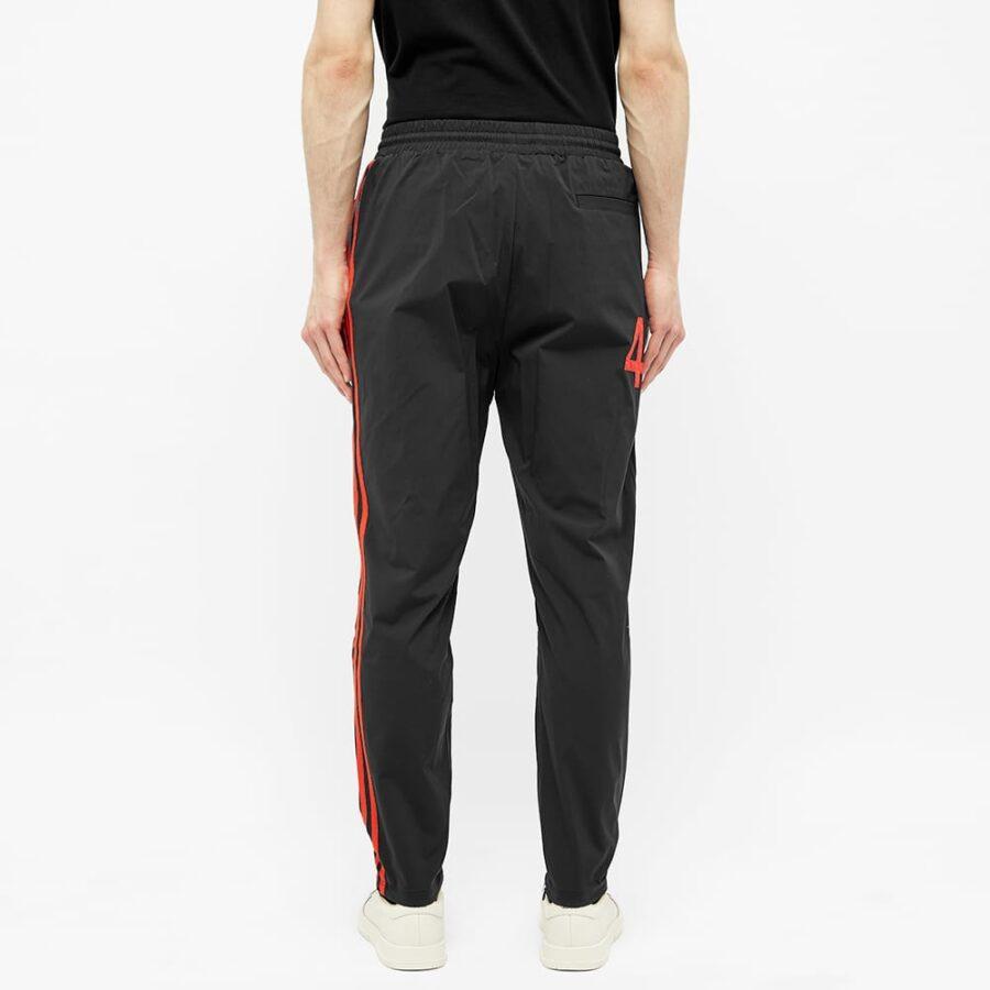 Adidas x 424 Trackpants 'Black & Red'