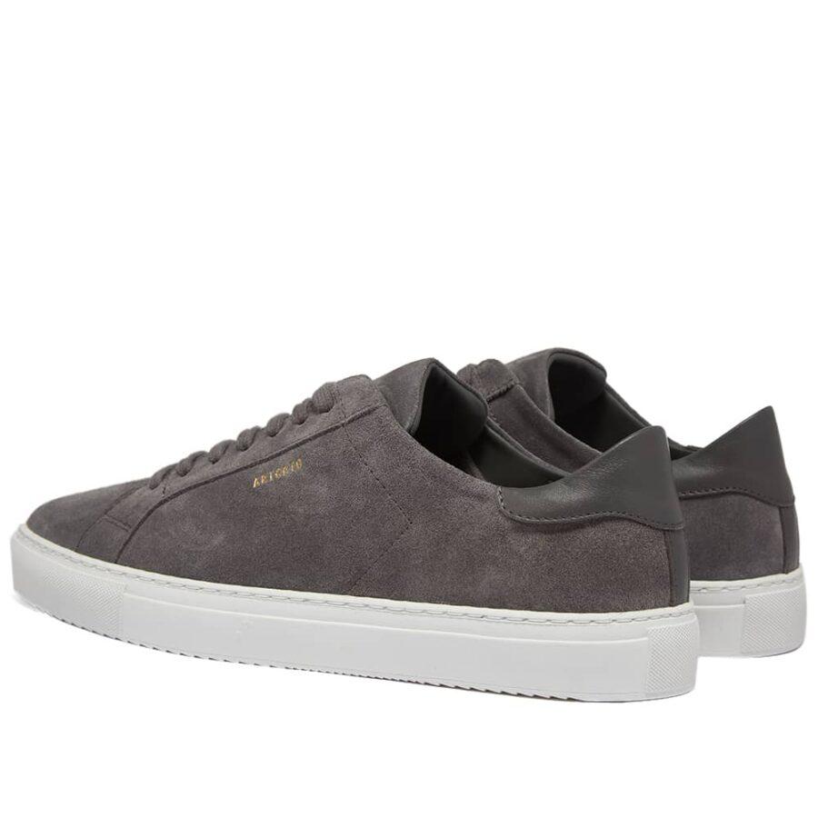 Axel Arigato Clean 90 Suede Sneakers 'Grey'