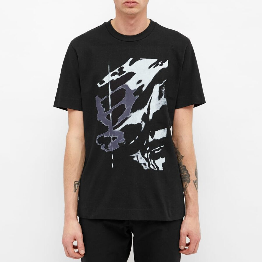 1017 ALYX 9SM Serigraphic Wing T-Shirt 'Black'