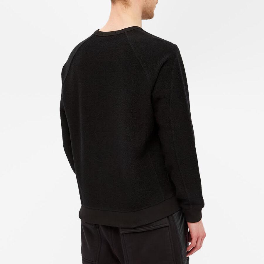 Stone Island Ghost Sweatshirt 'Black'