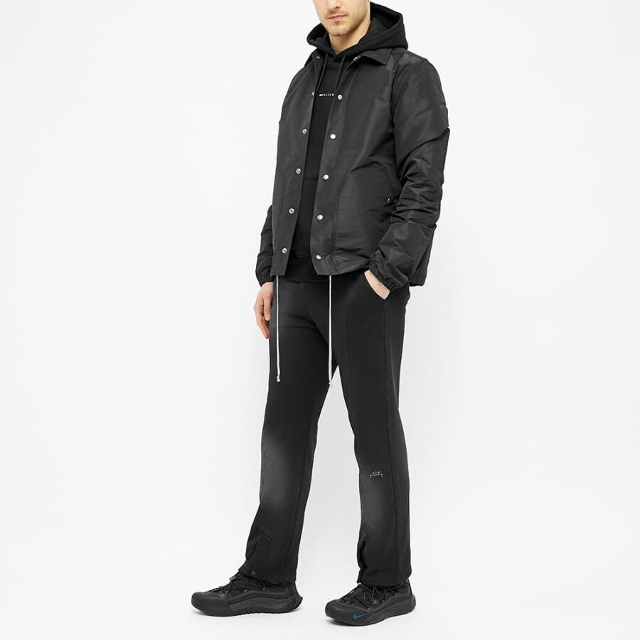A-Cold-Wall* Snap Front Pants 'Black'