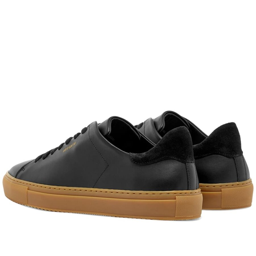 Axel Arigato Clean 90 Sneakers 'Black Leather'