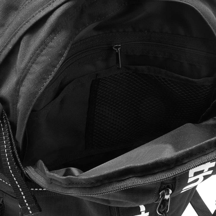 Thisisneverthat Cordura 330D Nylon Backpack 'Black'
