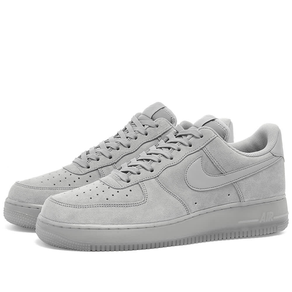 all grey air force