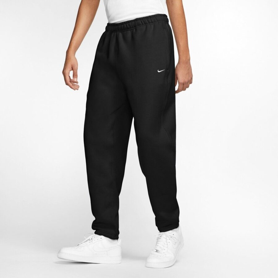 Nike Lab NRG Fleece Pants 'Black'