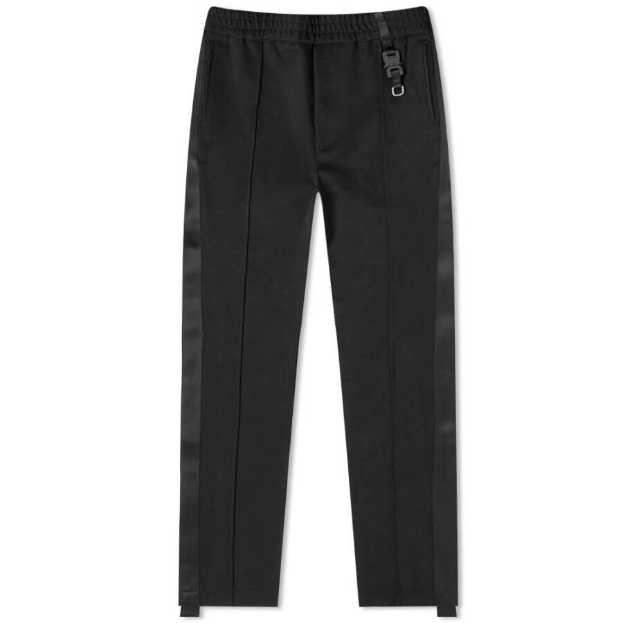 1017 ALYX 9SM Buckle Detail Tech Pants 'Black'
