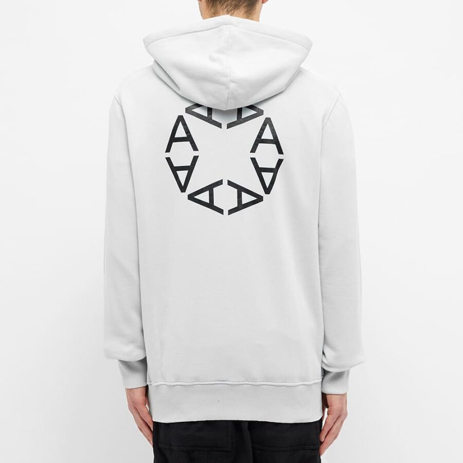 1017 ALYX 9SM Sphere Logo Hoody 'Grey'