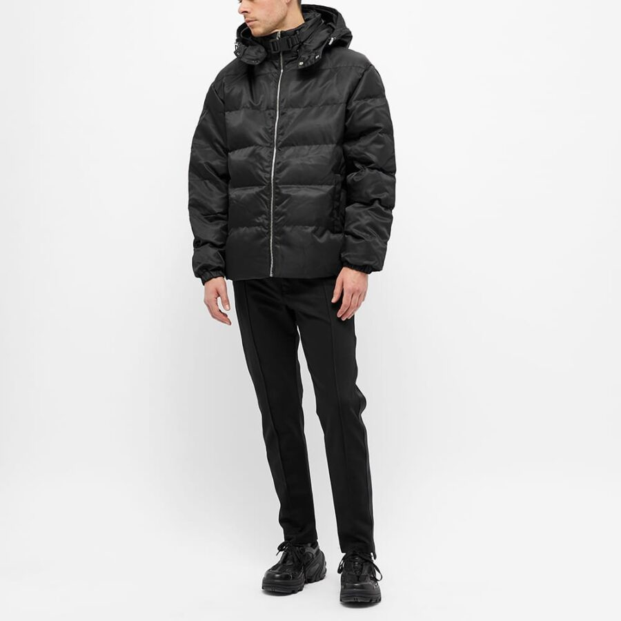 1017 ALYX 9SM Puffer Jacket 'Black'