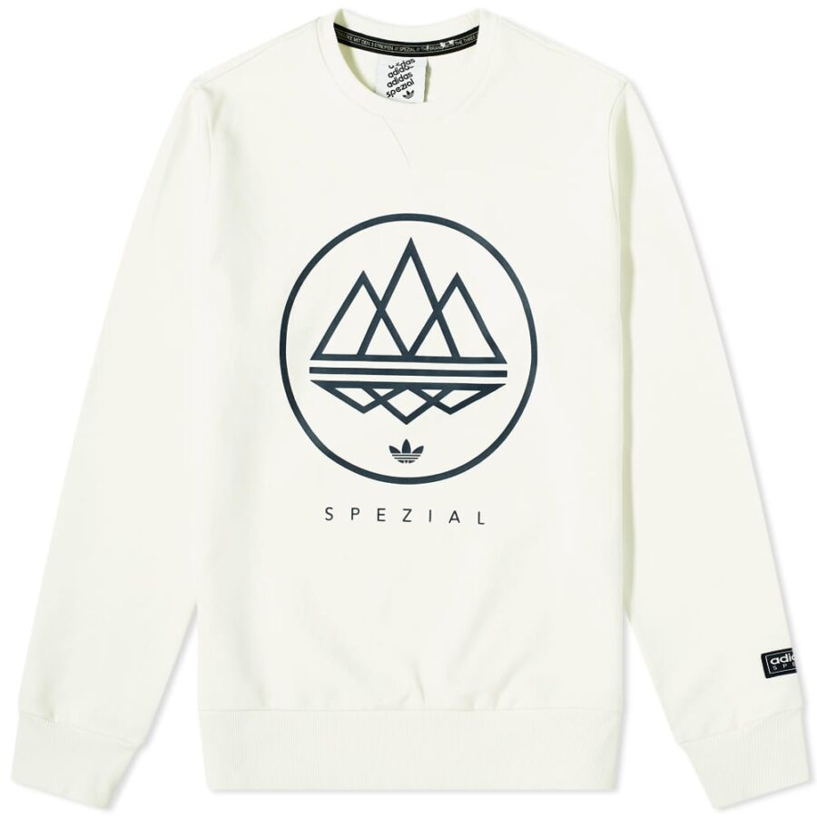 Adidas SPZL Sweatshirt 'Off White'