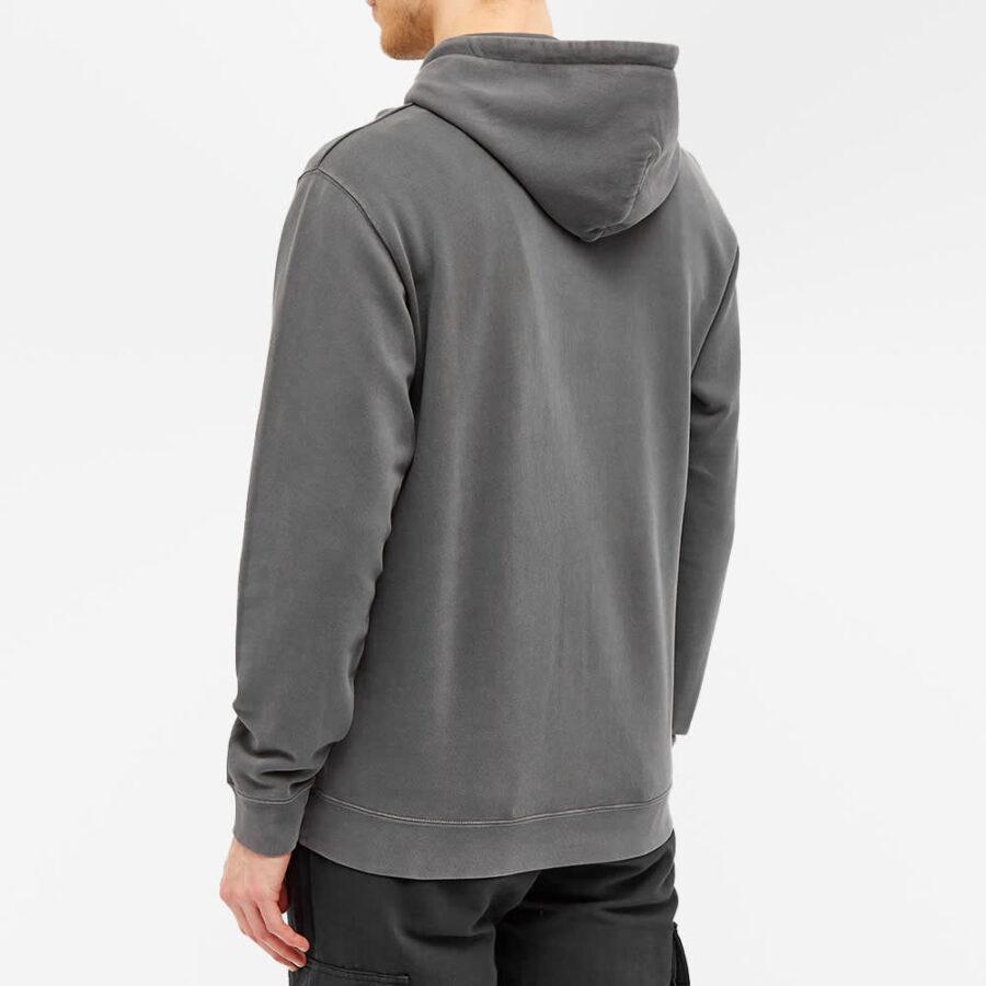 EDWIN Katakana Hoody 'Grey'