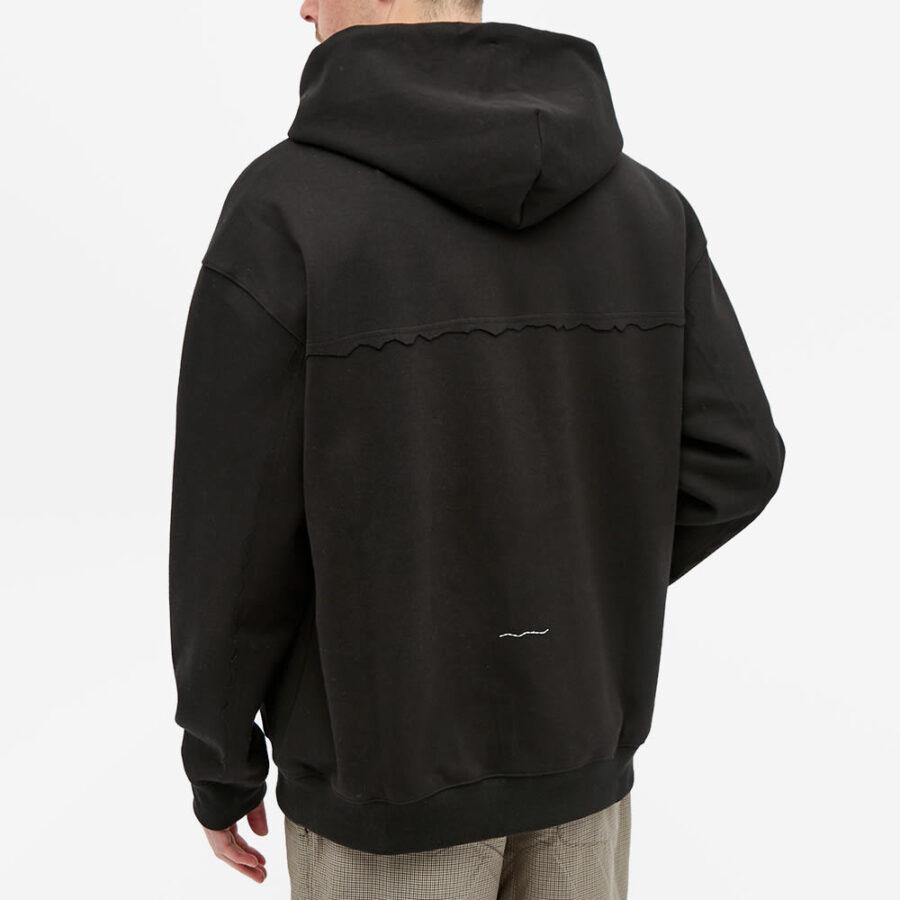 ADER-error Small Logo Hoody 'Black'