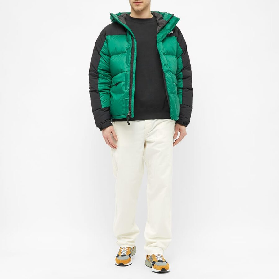 The North Face Himalayan Down Parka 'Evergreen'