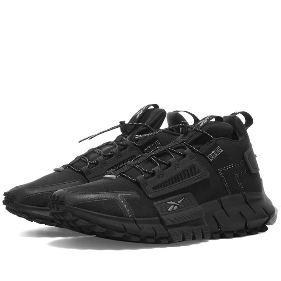 Reebok Zig Kinetica Edge 'Black & Grey'