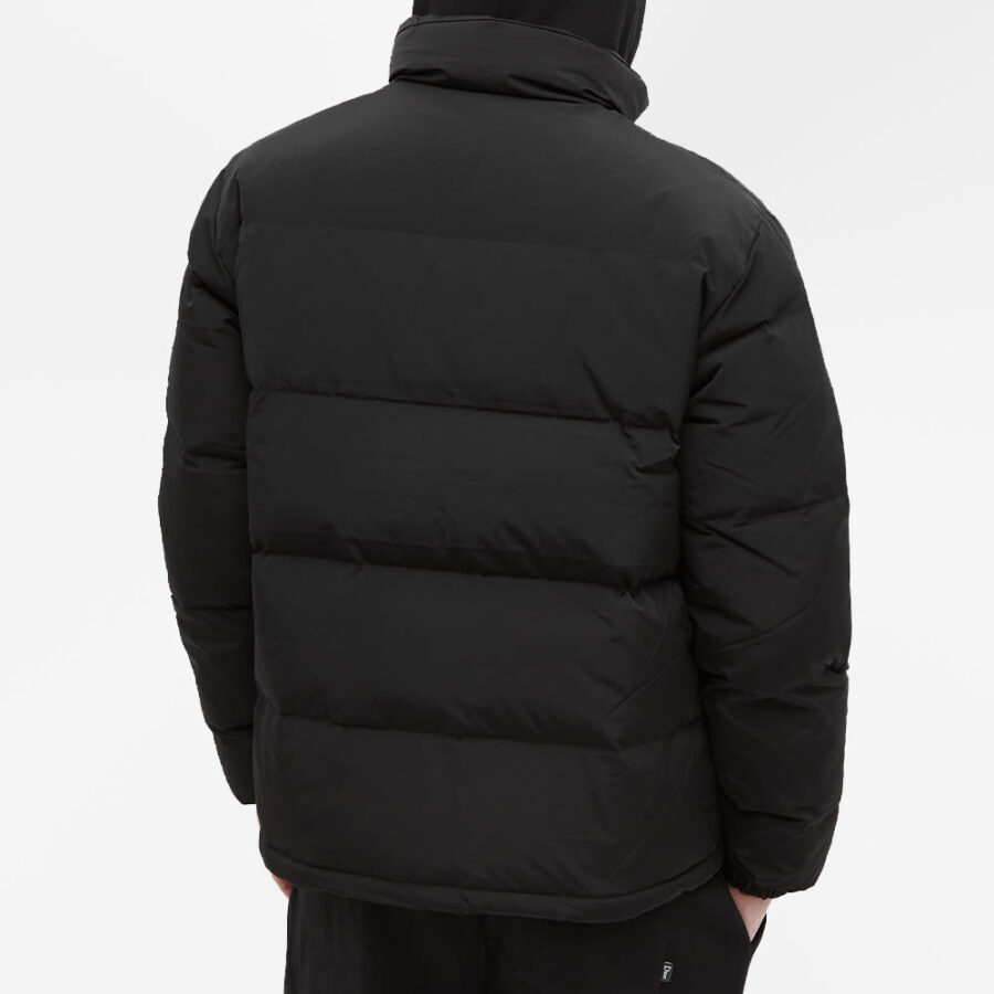 Stussy Solid Down Jacket 'Black'