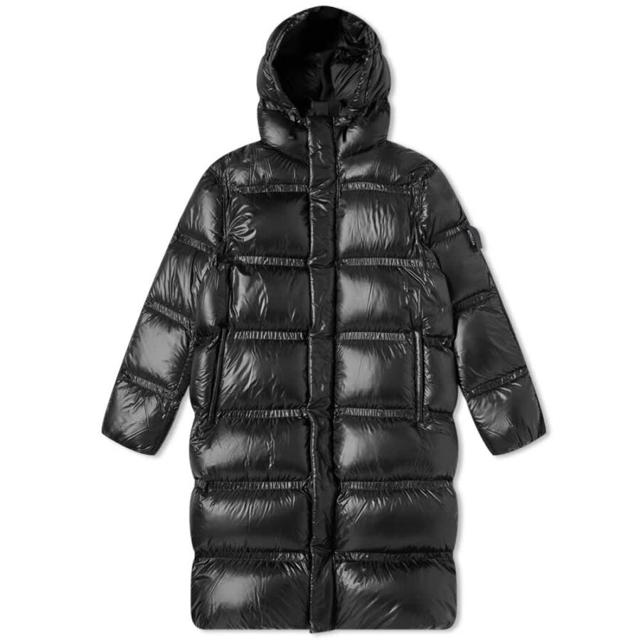 Moncler Genius 5 Craig Green Long Down Jacket 'Black'
