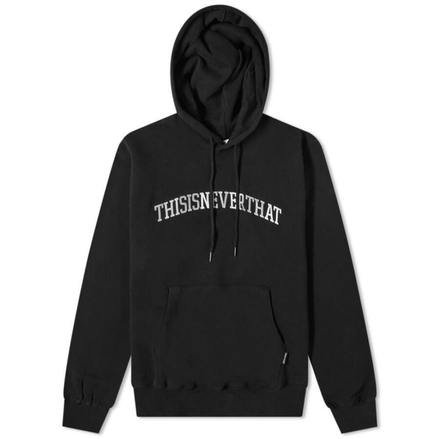 Thisisneverthat Arch Logo Hoody 'Black'