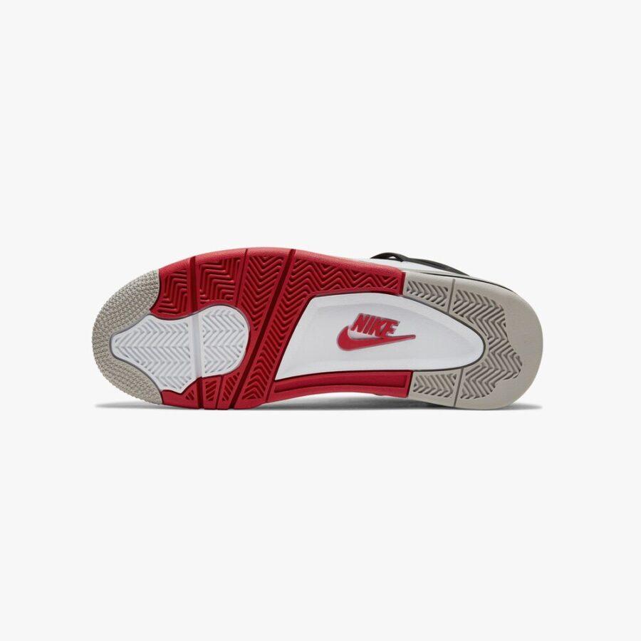 Air Jordan 4 'Fire Red'
