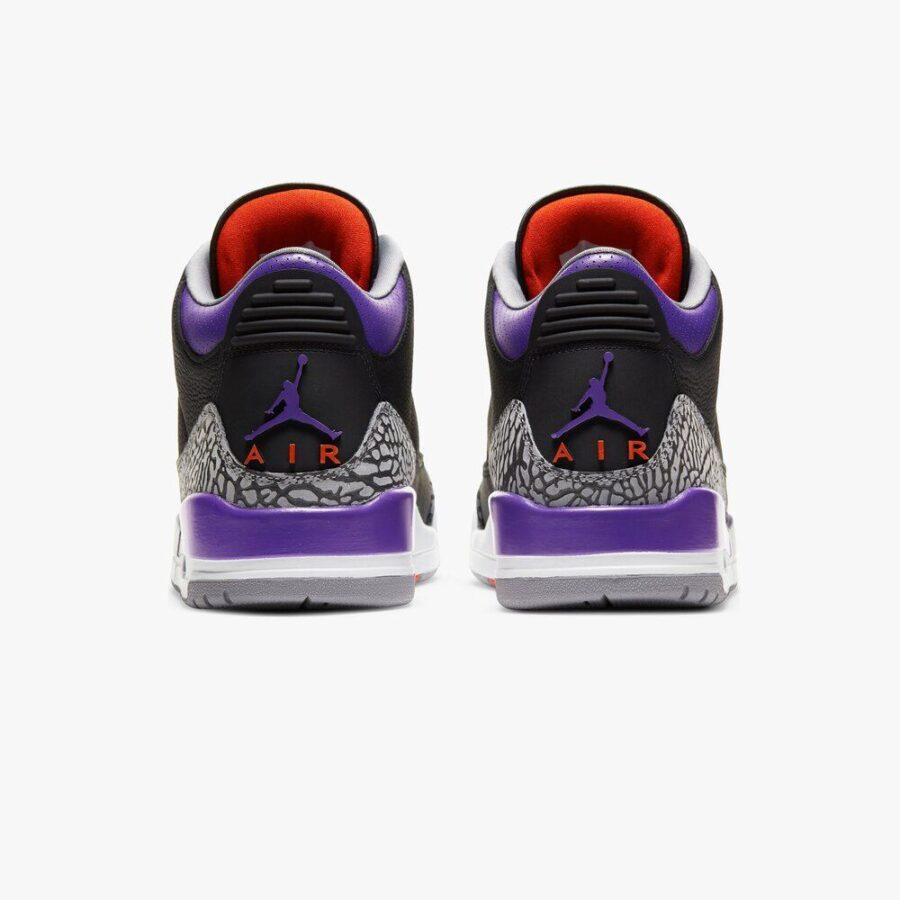 Air Jordan 3 Retro 'Court Purple'
