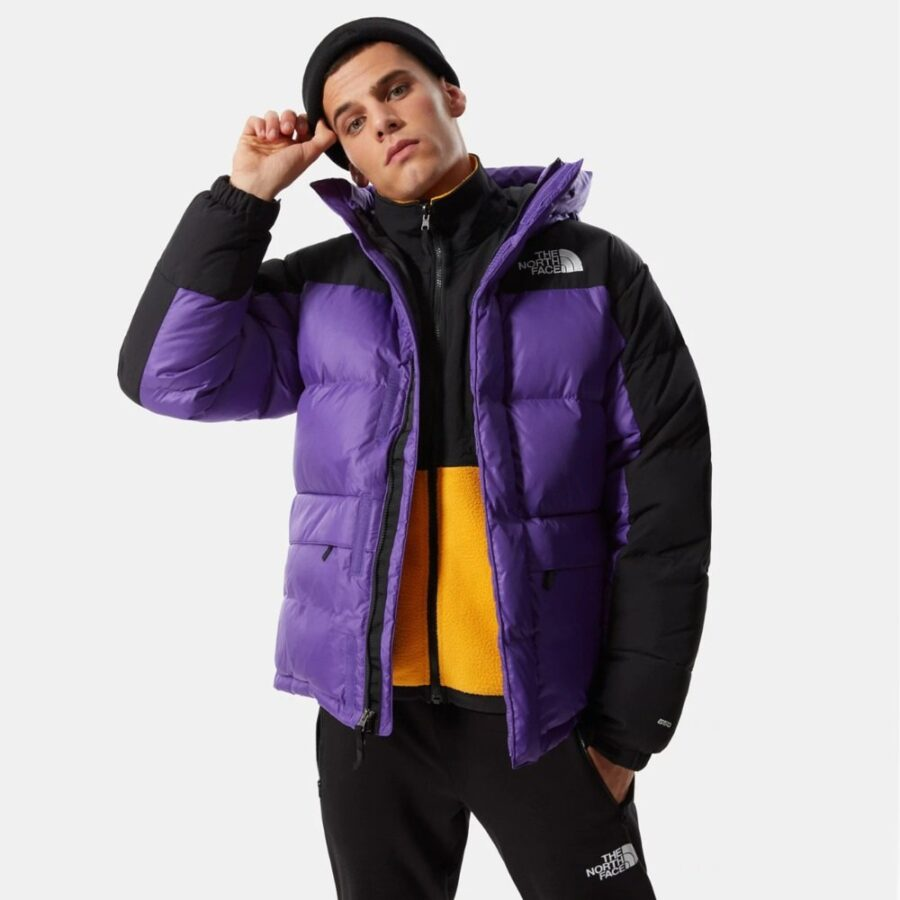The North Face Himalayan Down Parka 'Purple'