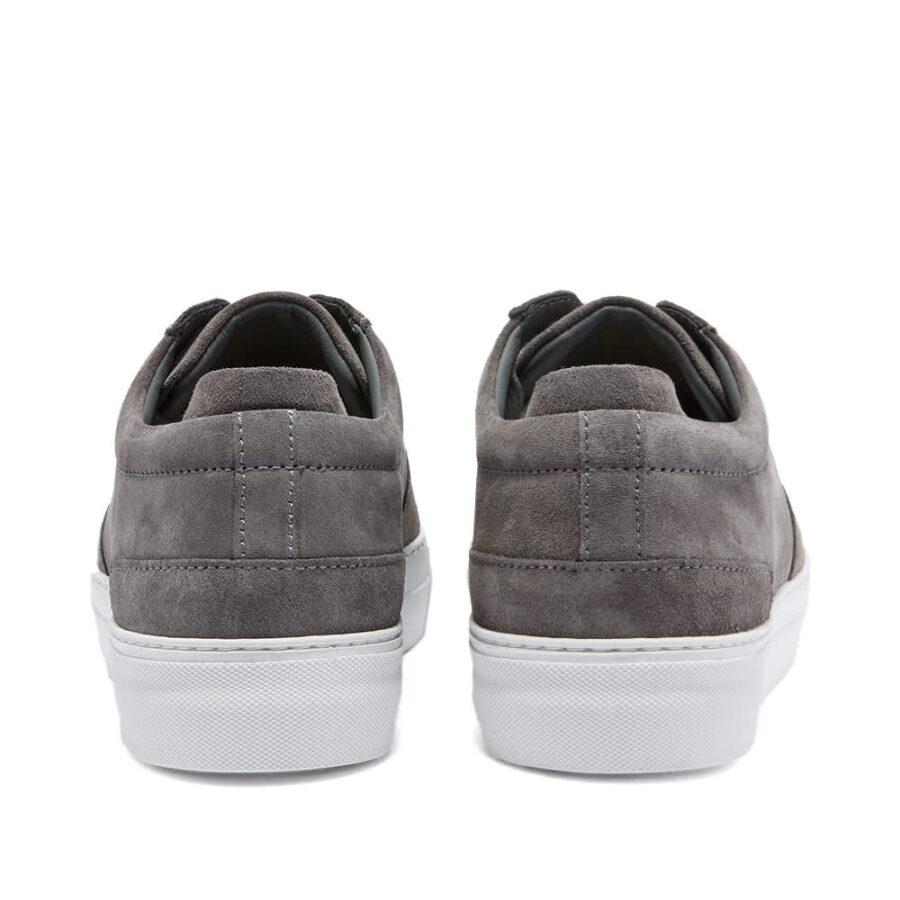 Axel Arigato Platform Suede Sneaker 'Dark Grey'