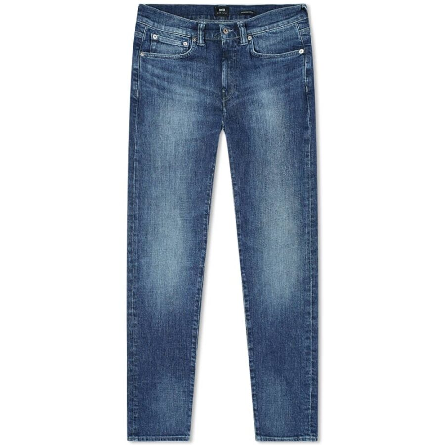 EDWIN ED-80 Slim Tapered Jeans 'Reoki Wash'