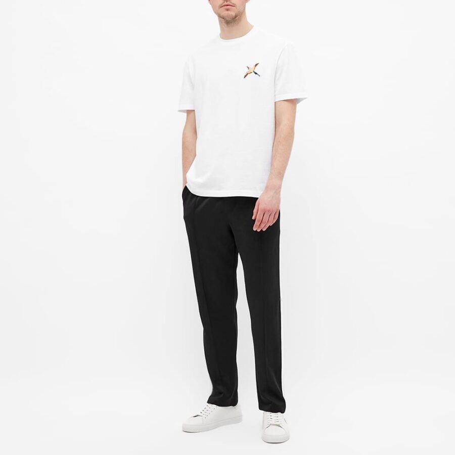 Axel Arigato Bird T-Shirt 'White'