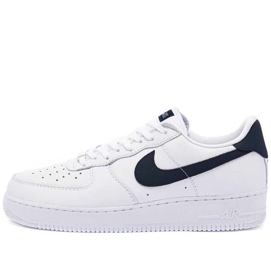 Nike Air Force 1 '07 Craft 2 'White & Obsidian'