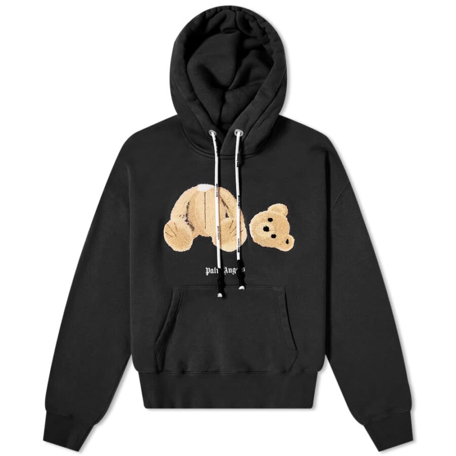 Palm Angels Kill The Bear Hoody 'Black'