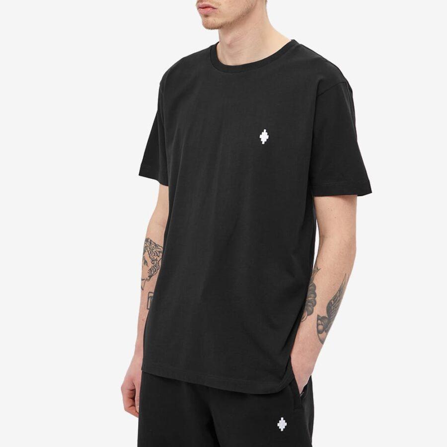 Marcelo Burlon Cross Logo T-Shirt 'Black'