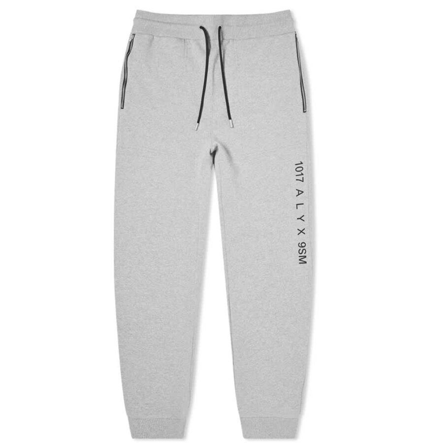 1017 ALYX 9SM Visual Sweatpants 'Grey'