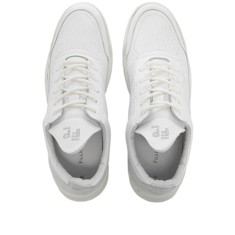 Filling Pieces Ghost Tweek Sneaker 'White'