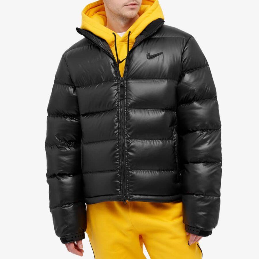 Nike x Drake NOCTA Puffer Jacket 'Black'