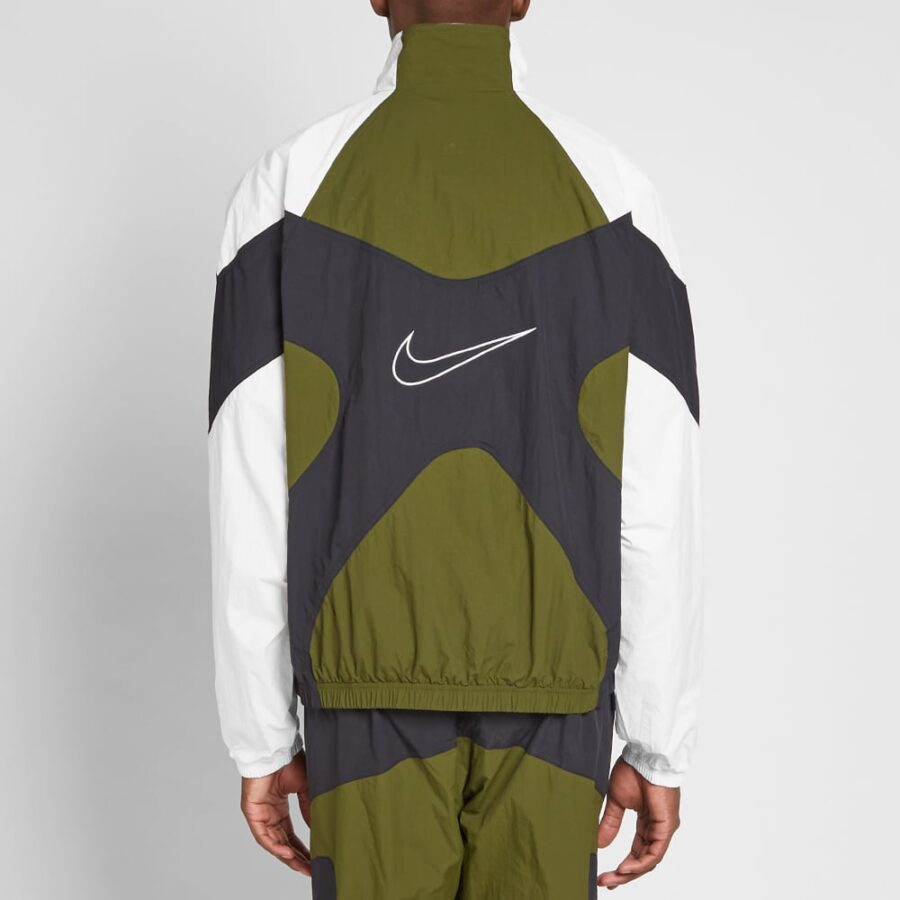 Nike Re-Issue Woven Track Jacket 'Green'