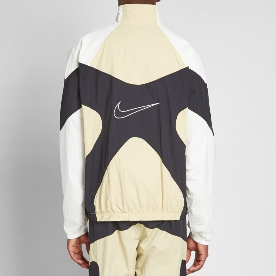 Nike Re-Issue Woven Track Jacket 'Beige'