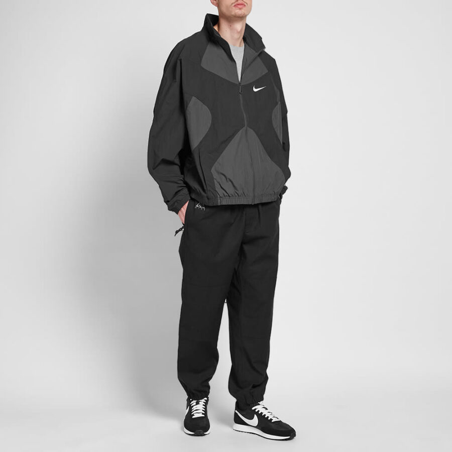 Nike Re-Issue Woven Track Jacket 'Black'