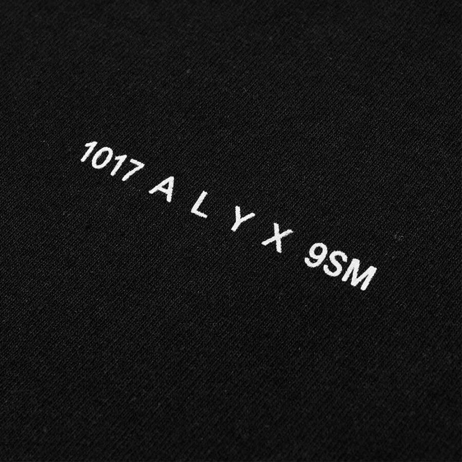 1017 ALYX 9SM Adress T-Shirt 'Black'