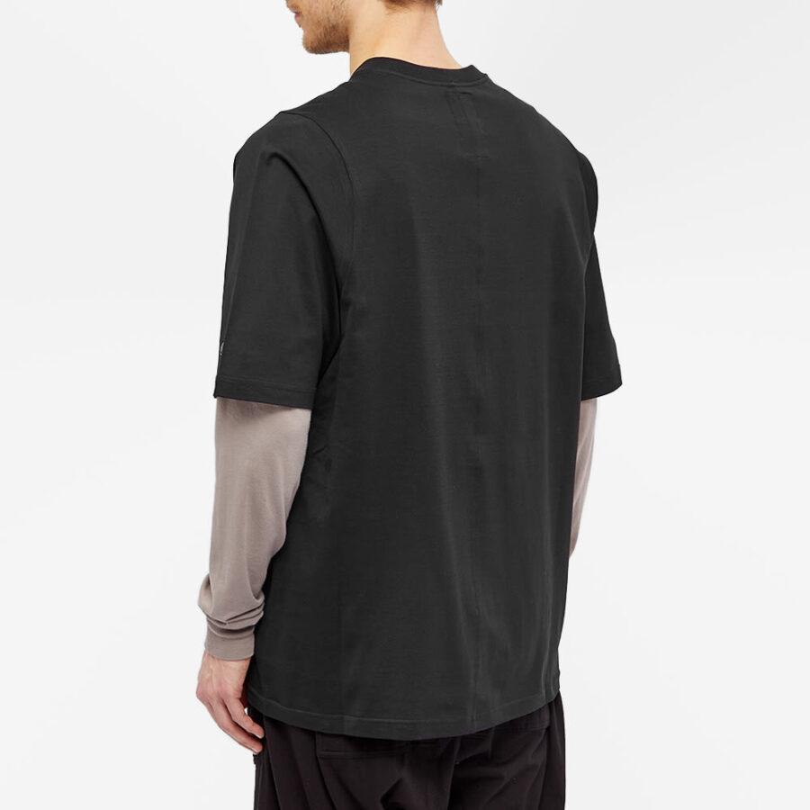 Rick Owens x Champion Jumbo Jersey T-Shirt 'Black'