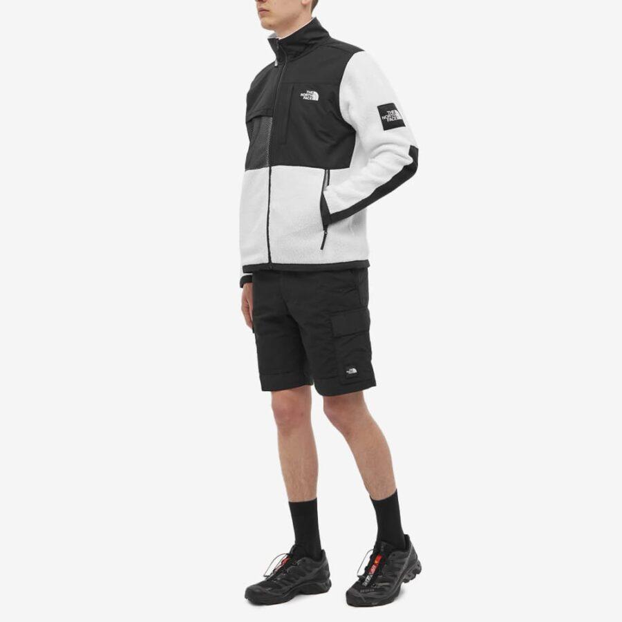 The North Face Black Box Denali Fleece 'White'