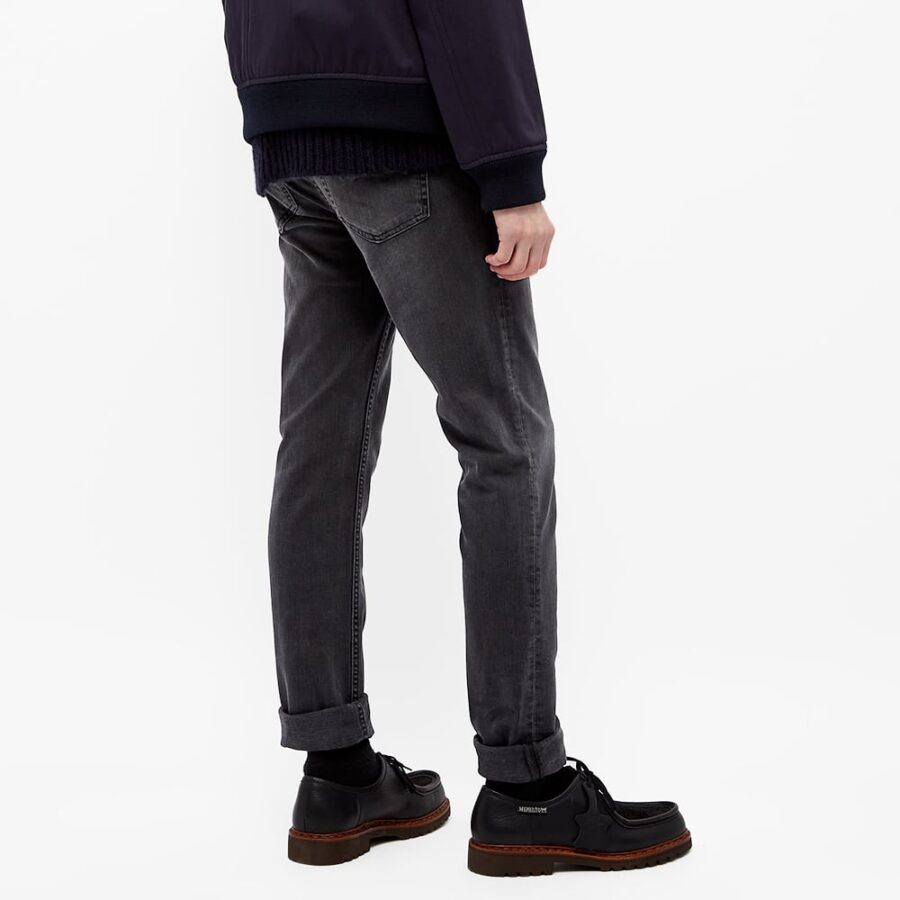 Acne Studios North Skinny Fit Jeans 'Used Black'